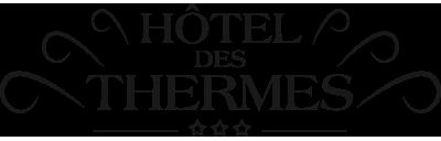 Hotel des Thermes hôtel logo